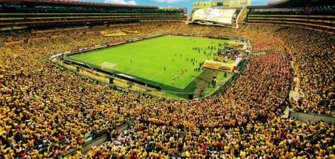 Estadio Monumental, casa de BSC.