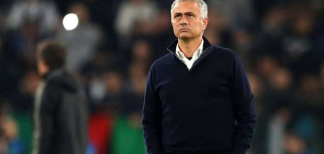 Mourinho, exDT del Manchester United