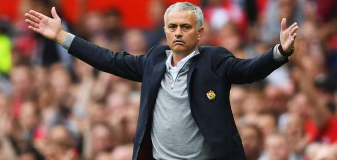 Mourinho exDT del Manchester United