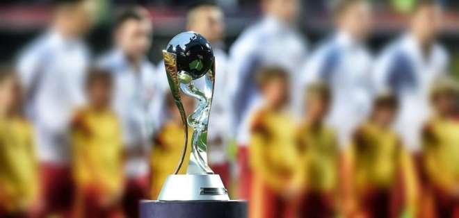 El mundial de la categoría empieza el próximo 23 de mayo. Foto: Tomada de FIFA.com