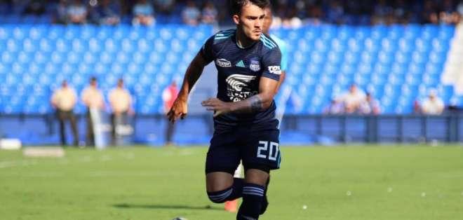 Nicolás Queiróz, jugador de Emelec.