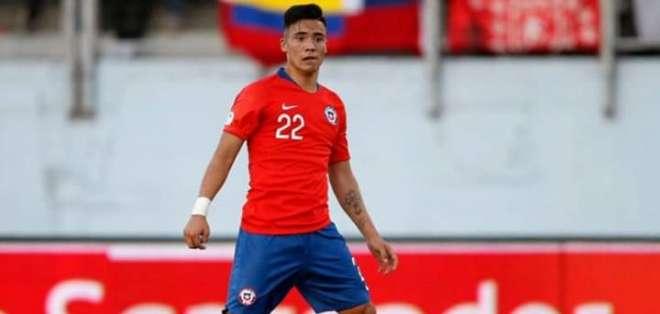 Nicolás Díaz, jugador que insultó a su rival venezolano