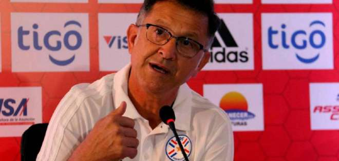 Ricardo Osorio, exentrenador de Paraguay.