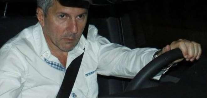 El padre de Messi, Jorge Messi.
