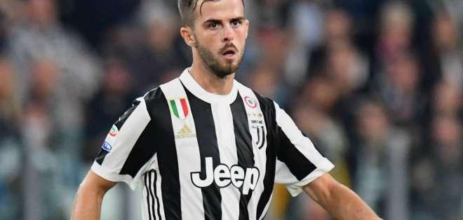 Miralem Pjanic es una de las figuras de la Juventus.