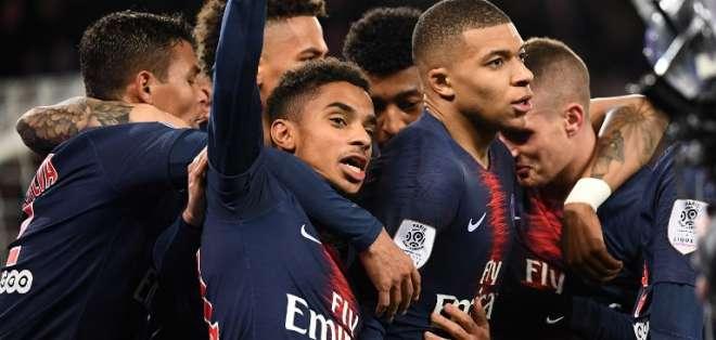 El organismo anuló decisión de la UEFA de reexaminar la finanzas del equipo francés. Foto: FRANCK FIFE / AFP