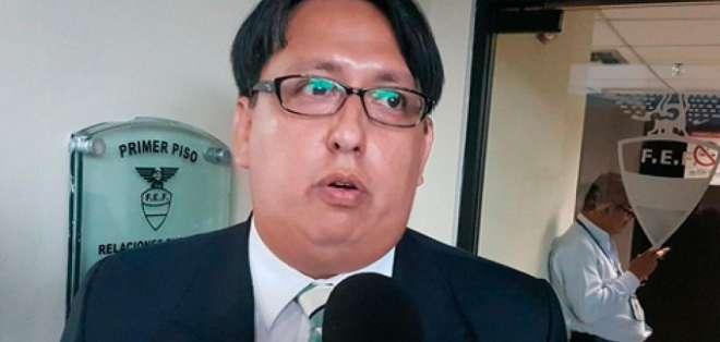 Jorge Reinoso, abogado de Barcelona.
