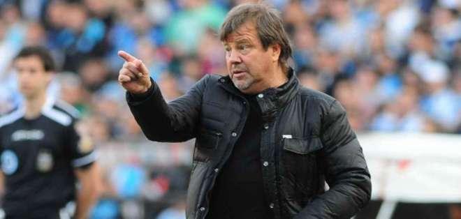 El entrenador argentino está dirigiendo al Atlético Tucumán de su país. Foto: Tomada de mundod.lavoz.com.ar