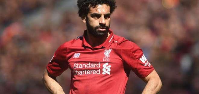 Mohamed Salah, autor de 20 goles en 41 encuentros la temporada pasada.