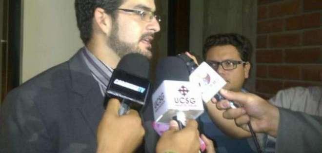 El candidato a la presidencia de la FEF habló sobre sus propuesta de campaña. Foto: Archivo