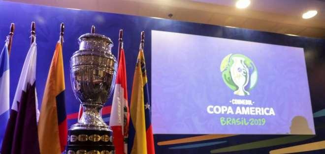 Se realizó el sorteo del torneo que se disputará en Brasil