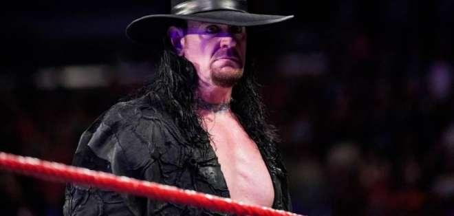The Undertaker busca su regreso en Wrestlemania.