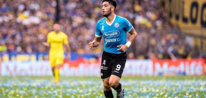 Tobías Figueroa, goleador argentino.