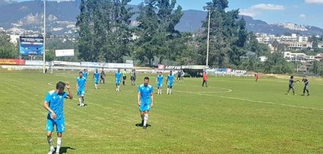 La 'chatoleí' superó 1-0 (en duelo de titulares) y 3-0 (con suplentes) al 'Nacho'. Foto: Tomada de @UCatolicaEC