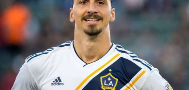 Zlatan, figura de la MLS