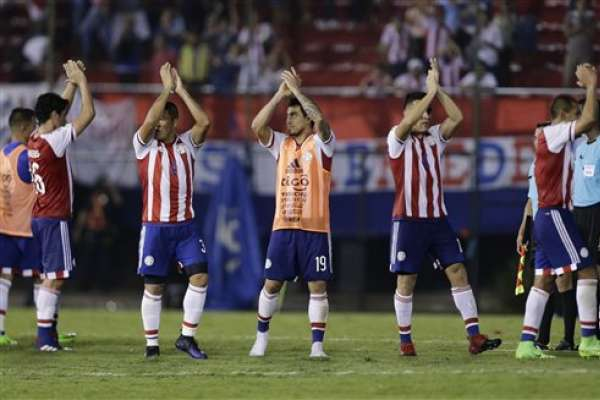Paraguay gana a Bulgaria con gol de Almirón
