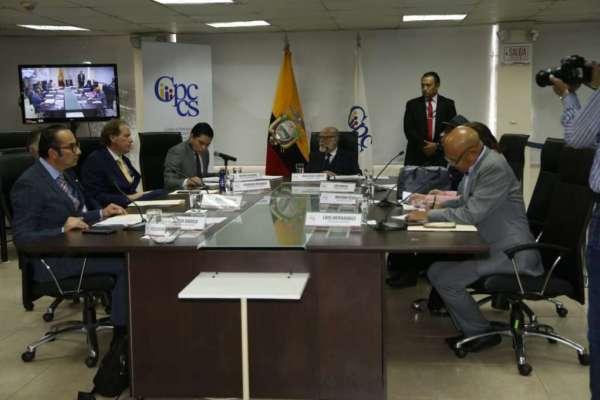 Integran comisión que designará a Tribunal Contencioso