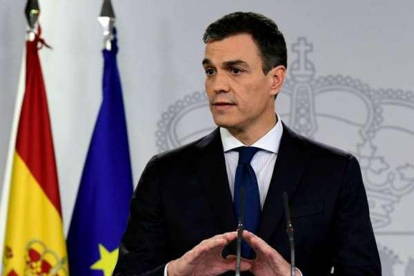 Detenido un hombre por amenazar con asesinar al jefe de gobierno español