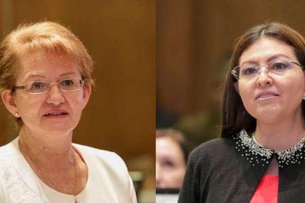 Asamblea destituye a Sofía Espín y Norma Vallejo