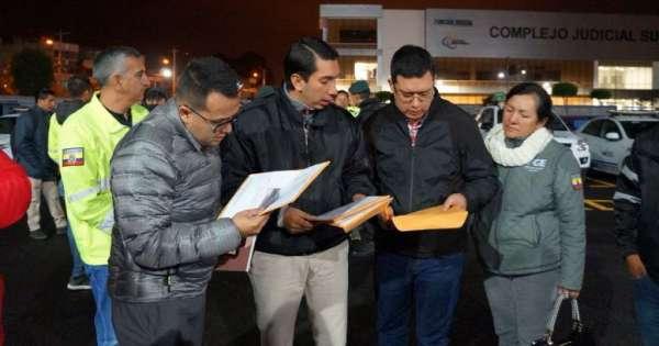 8 policías detenidos en Mejía por presunta corrupción