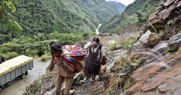 Sube a 4.436 el número de familias afectadas por las lluvias en Bolivia
