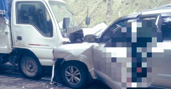 Un muerto y dos heridos deja accidente en la vía Loja – Catamayo