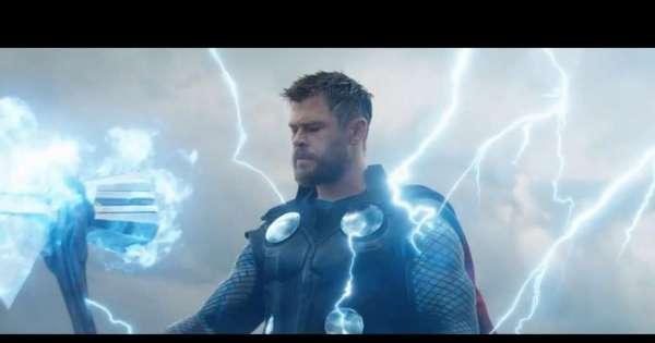 Tráiler de Avengers: Endgame muestra a la Capitana Marvel
