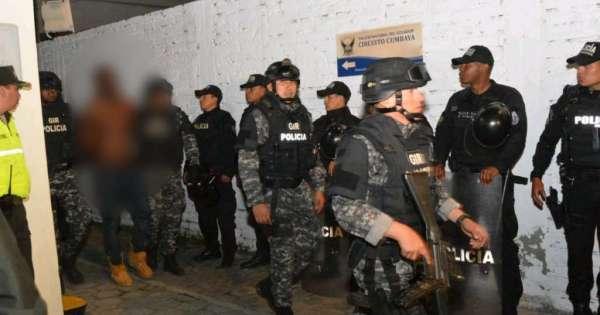 Extranjero detenido por intento de femicidio en Quito