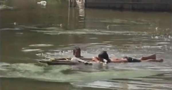 71 familias afectadas por inundaciones en Los Ríos