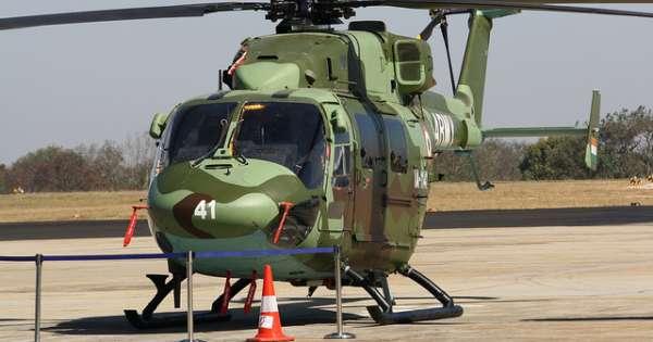 Desaparece helicóptero peruano cerca de frontera sur