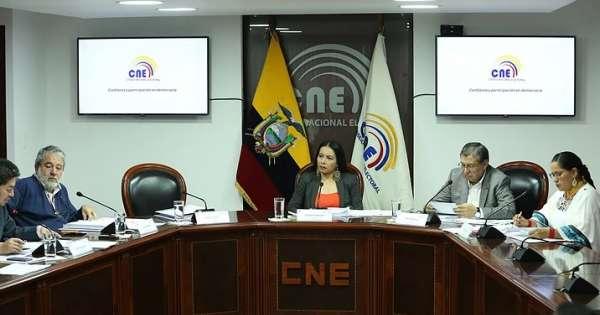 CNE declara nulo reconteo para alcalde de Salitre