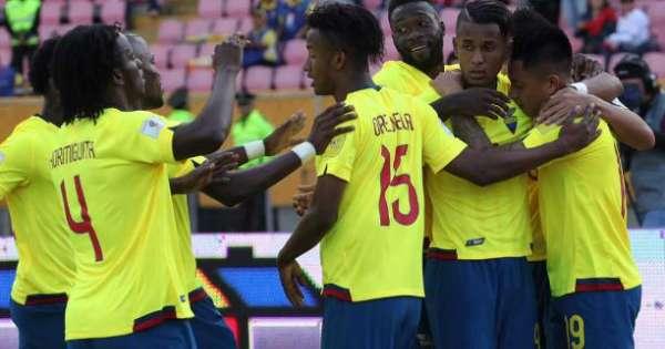 Lista provisional de Ecuador para la Copa América