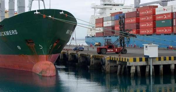 Caen en Ecuador exportaciones de productos no tradicionales