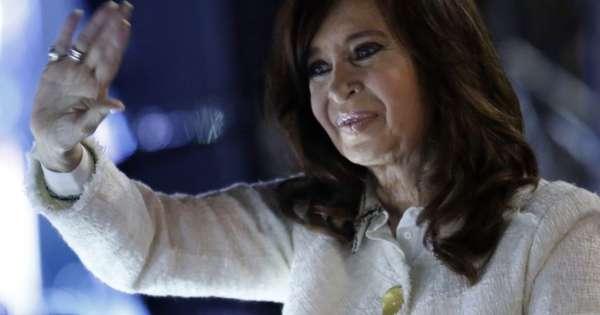 Argentina: Fernández se postula a vicepresidencia