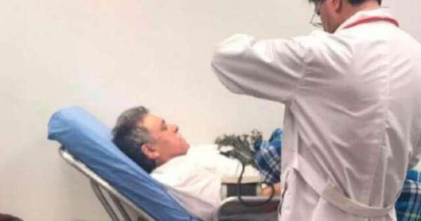 Trasladan a Santrich a un centro médico en Colombia