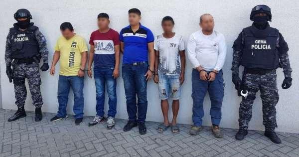 Decomisan droga en sacos de coco en Guayaquil