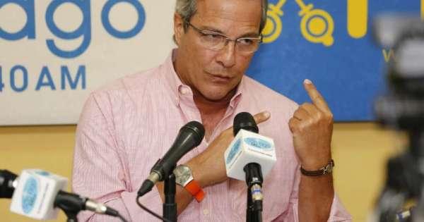 Jairala a Morales: dejé de ser prefecto en diciembre