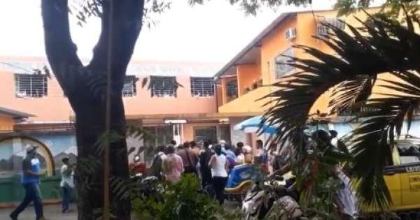 Temor en escuela de Babahoyo tras crimen
