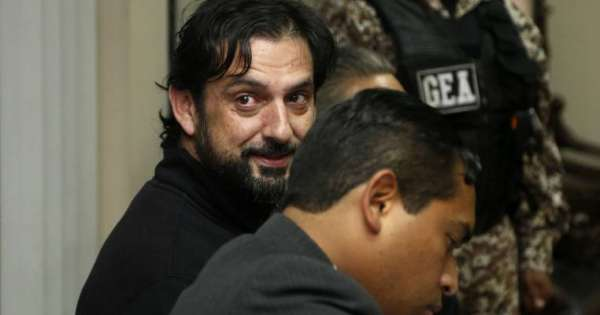 Ceglia recupera su libertad tras 10 meses de detención