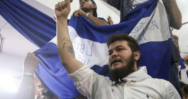 Nicaragua: denuncian asedio de policía a opositores