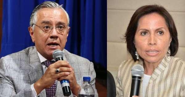 Fiscalía reformulará cargos contra Mera y Duarte