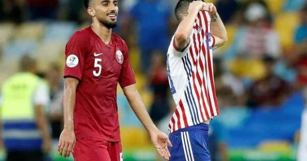 Paraguay y Catar empatan, y dejan a Colombia puntero