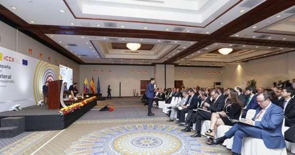 Ecuador y España fortalecen relaciones comerciales
