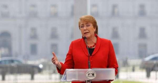 Bachelet inicia visita a Venezuela por crisis