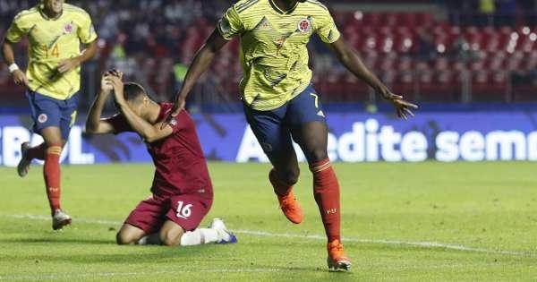 Colombia vence a Catar y clasifica a cuartos