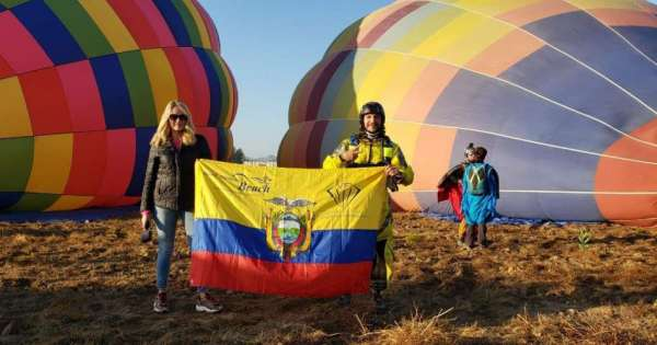 Ecuador tendrá representante en evento de salto B.A.S.E.
