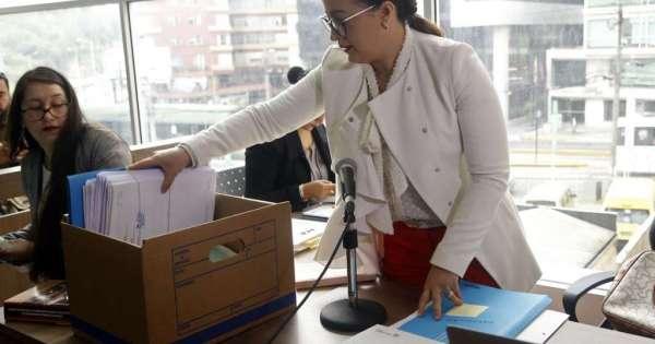 Correos de Martínez revelan pagos en despacho