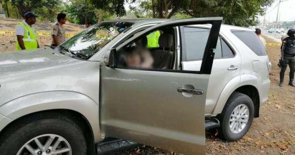 Asesinan a un fiscal en la vía Guayaquil - Daule