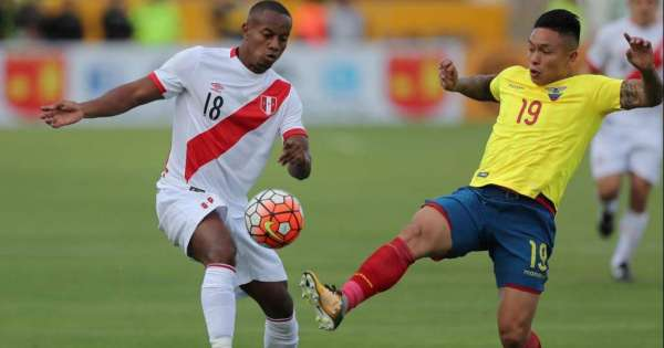 Ecuador jugaría un amistoso con Perú en septiembre