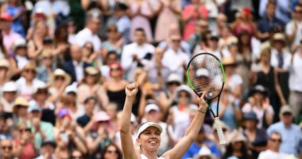 Serena Williams y Simona Halep disputarán la final de Wimbledon